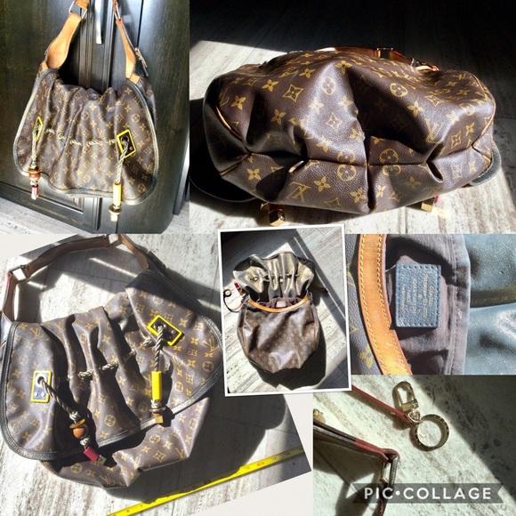 74b27e905f66 Louis Vuitton Handbags - Gm kalahari Louis Vuitton bag tribal